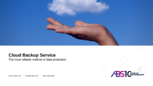 Cloud Backup Service - ABS