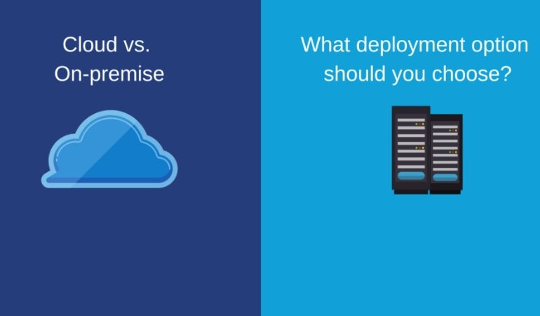 Cloud vs On-premise SAP Business One