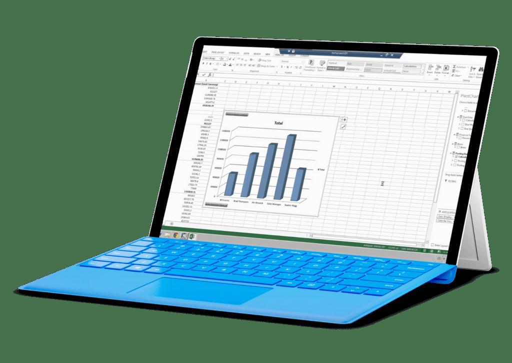 Excel Interactive Analysis